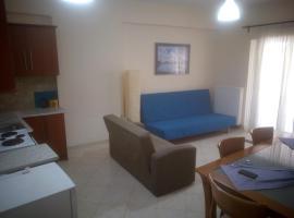 lilas apartment, Превеза (рядом с городом Ayía Triás)
