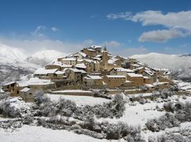 Cal Tomàs - El Jussà, Tornafort (рядом с городом Ribera de Montardit)