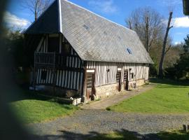 Gîte du Fauquet, Saint-Julien-sur-Calonne