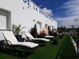 Apartamentos Turísticos La Boutique del Mar