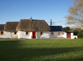 Irish Thatch Cottage, Тёрлс (рядом с городом Templemore)