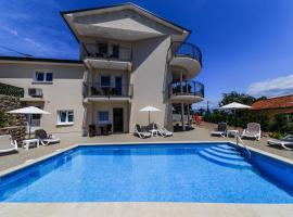 Villa two Angels with swimming pool, Ika - Opatija