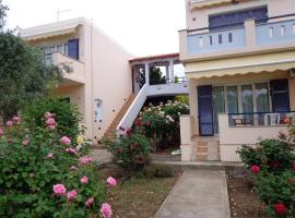Chromata-Beach Apartments, Ровиес