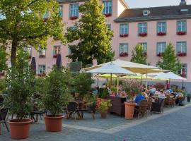 Hotel am Wall, Soest (Möhnesee yakınında)
