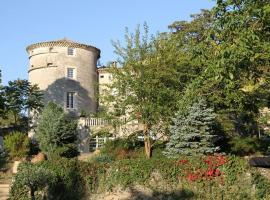 Chateau de Mauras, Chomérac (рядом с городом Saint-Lager-Bressac)