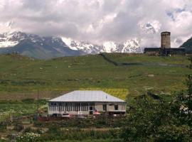 Guesthouse Discover Ushguli, Ушгули (рядом с городом Chvibiani)