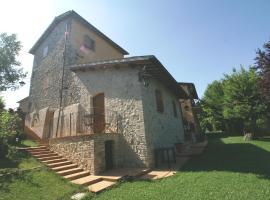Casale del Monsignore, Spoleto (Roselli yakınında)