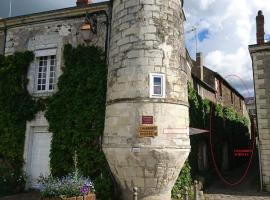 Tour de la Gabelle, Saint-Florent-le-Vieil (рядом с городом Le Mesnil-en-Vallée)