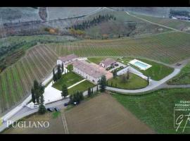 Relais Pugliano, Monterappoli (Granaiolo yakınında)