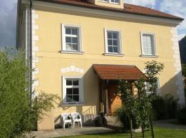 Appartment Bellevue, Heiligenkreuz (Klaus yakınında)