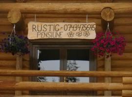 Rustic Ghetar