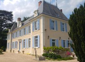 Manoir de la Voute, Pouillé (рядом с городом Thésée)