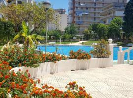 Resort Pool & Restaurant, Alicante (La Condomina yakınında)