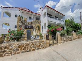 Irida Holiday Apartments, Stoupa
