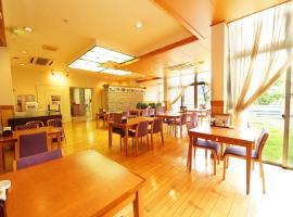 Kamiyama Onsen Hotel Shikinosato & Iyashinoyu, Kamiyama