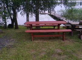 Озерный берег, Slobodka (Leoshki yakınında)