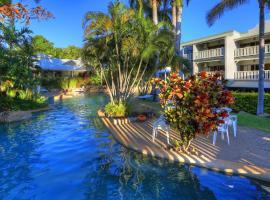 Sovereign Resort Hotel, Cooktown (Helenvale yakınında)
