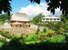 Samoan Highland Hideaway, Siusega (in de buurt van Salelologa)