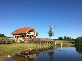 Holiday Home Turaidas Viesturs, Turaida (Near Seja Municipality)