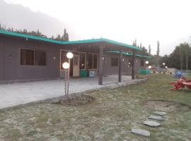 New Indus River hotel