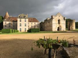 Abbaye de la Réau, Larreau (рядом с городом Mauprévoir)