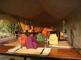 Queen Elizabeth Bush Lodge, Bushenyi