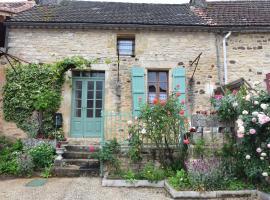Maison de village Saint Caprais, Saint-Caprais (рядом с городом Frayssinet-le-Gélat)