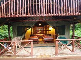 Kibale Forest Camp, Kyenjojo