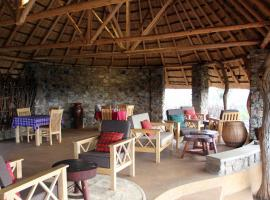 Kidepo Savannah Lodge, Loitanit