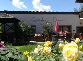 Gästehaus Daurer, Reinsberg