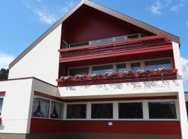 Pension am Wasserschloss, Sulz am Neckar (Hopfau yakınında)