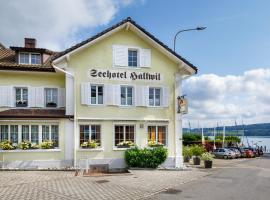 Hallwil Swiss Quality Seehotel, Beinwil (Pfeffikon yakınında)