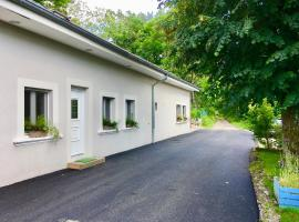 Gîte L'Annexe, Crotenay