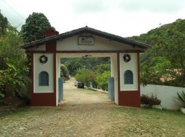 Estancia Vale das Flores, Pacoti (Guaramiranga yakınında)