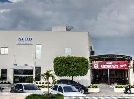 Ello Hotel, Iguatu (Lavras da Mangabeira yakınında)