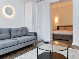 Luxury studio appartment