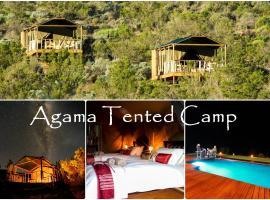 Agama Tented Camp, Garies