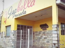 Pousada Isabella, Presidente Figueiredo