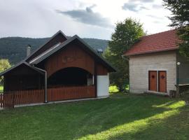 Haus Perkovic, Brinje (рядом с городом Lipice)