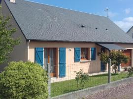 Maison De Vacances Pres De La Mer, Gouville-sur-Mer