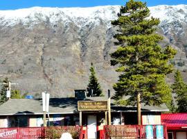 Spirit Lake Lodge, Carcross (Tagish yakınında)