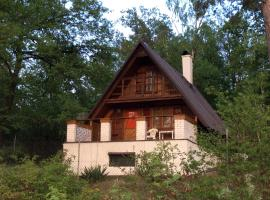Holiday Cottage V Boroví, Vrané nad Vltavou (Davle yakınında)
