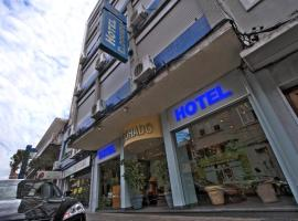 Hotel Eldorado, Salto