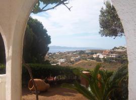 Beautiful Island house with sea view, Spiliazéza