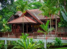 Mutiara Taman Negara Resort, Kuala Tahan