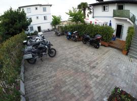 Hotel Bicaj, Shkodër (Mahall' e Kryethuit yakınında)