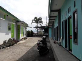 Homestay Ardhana, Wonosobo (рядом с городом Garung)