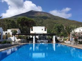 Hotel La Sciara, Stromboli