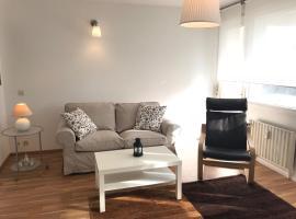 Helle Wohnung neu ausgestattet