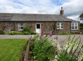 Incheoch Farm Cottage, Kilry (рядом с городом Alyth)